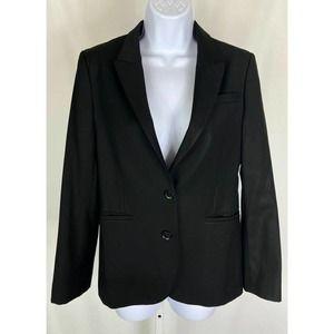 Gucci Uniform Black Blazer Jacket Size 40/Small